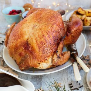 Treway Whole Bronze Turkey