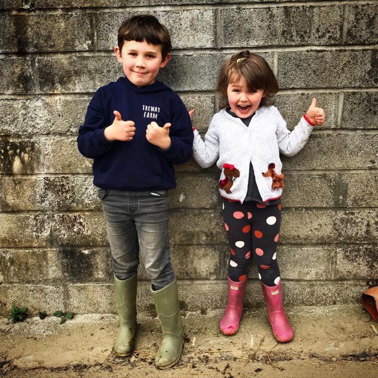 Meet The Team – Part One – The Mini farmers